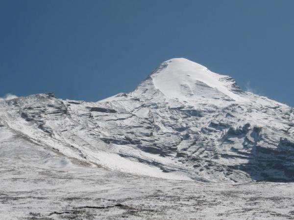 Pisang Peak 6091m.