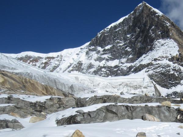 Tent Peak 5663m.