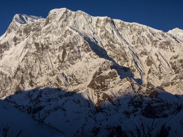 Singha Chuli Peak 6501m.