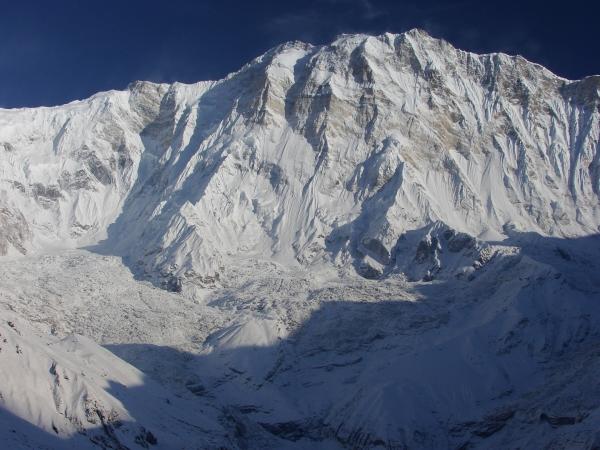 Himchuli  Peak 6441m.
