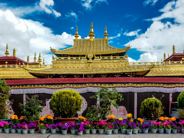 4 Nights 5 Days Lhasa Tour