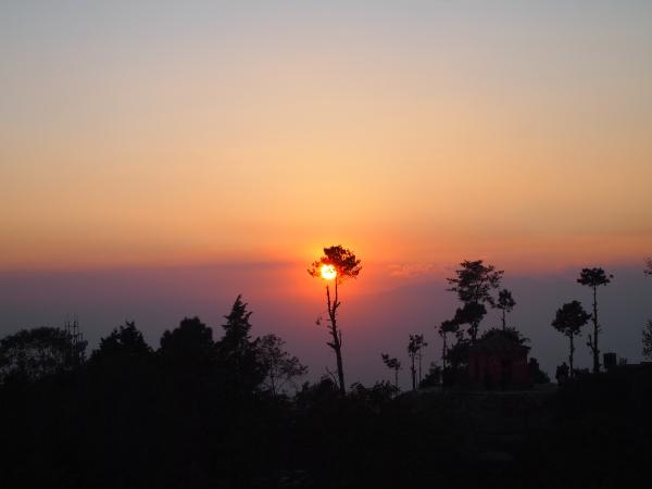 Chisopani- Nagarkot Hike