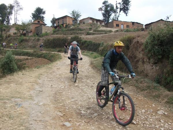 Kathmandu Valley One Day Biking