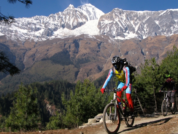 Pokhara Valley Mountain Biking