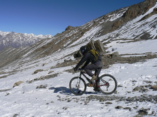 Upper Mustang  Mountain Biking