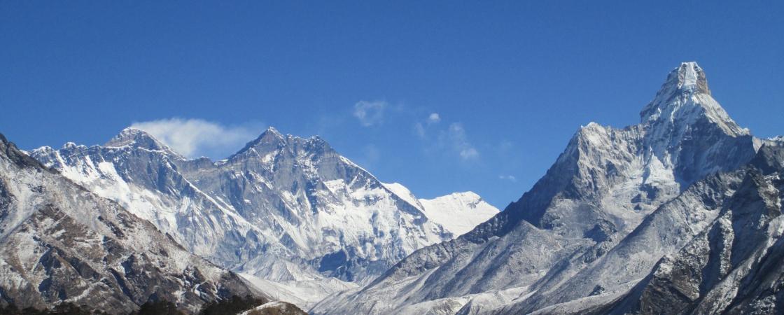 Everest Area Trekking