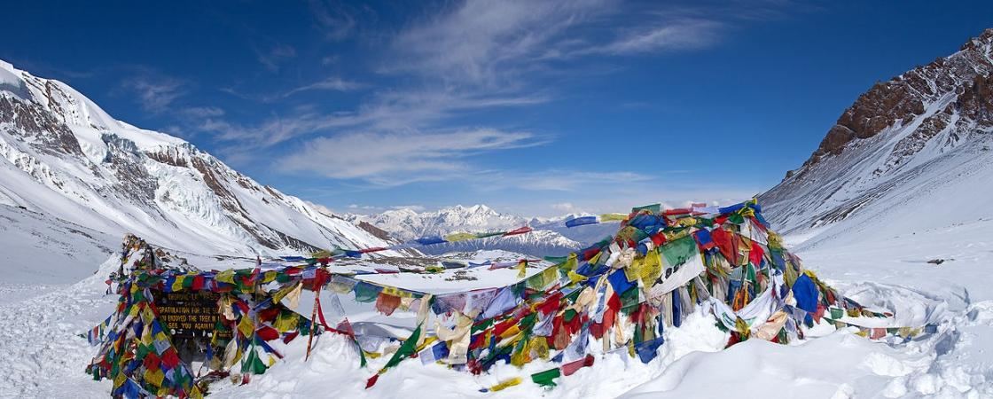 Annapurna Area Treks
