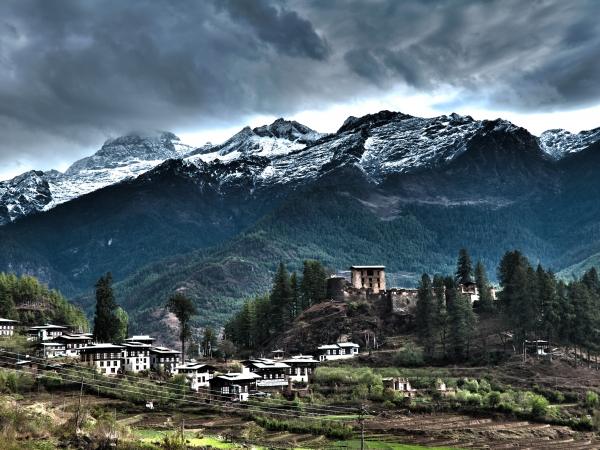 5 Nights/ 6 Days Bhutan Tour