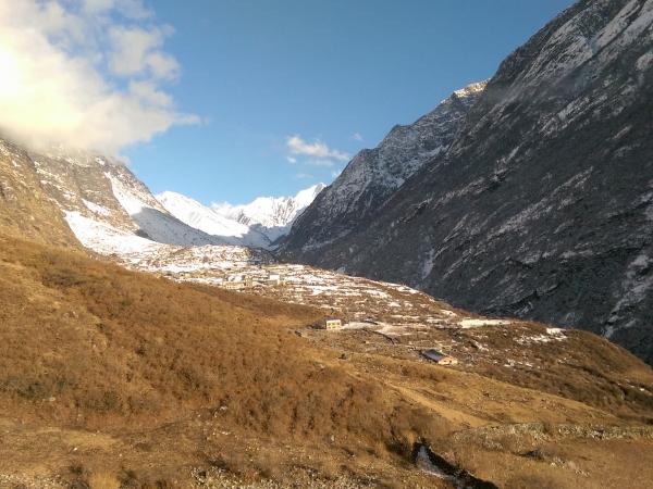Langtang Valley-Yala Peak