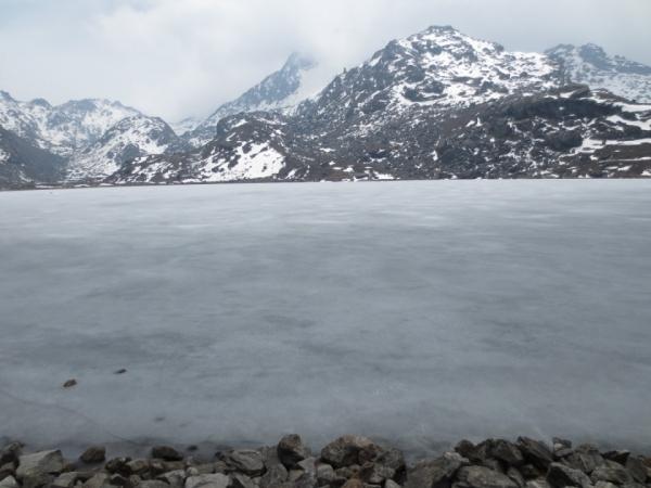 Gosainkunda (Frozan Lake) visit