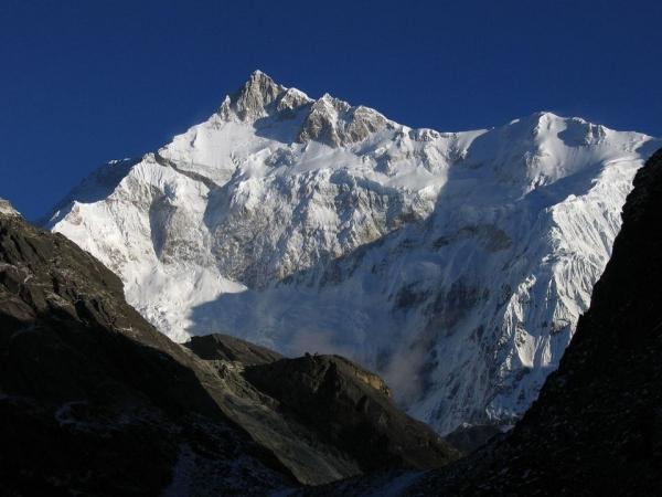 Kanchanjungha  Trek